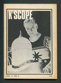 Kaleidoscope - Vol. 2, No. 2 (1966) [cover: Buster Crabbe in FLASH GORDON  CONQUERS THE UNIVERSE]