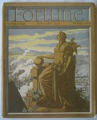 Fortune (Vol. V, No. 1, January 1932) by  Henry R. (editor) LUCE - Paperback - 1932 - from Main Street Fine Books & Manuscripts, ABAA and Biblio.co.uk