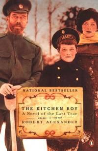 image of Kitchen Boy: A Novel of the Last Tsar