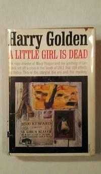 image of A Little Girl Is Dead