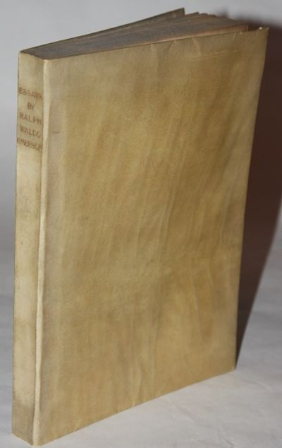 London: Doves Press, 1906. Limited Edition. First Edition Thus. Full Vellum. Near Fine. One of 300 c...