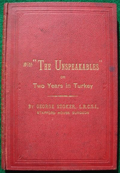 """With """"The Unspeakables;"""""""