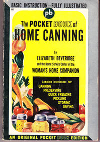 The Pocket Book of Home Canning