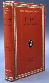 Cicero I: [Cicero] Ad C. Herennium, De Ratione Dicendi (Rhetorica ad Herennium) - Loeb Classical...