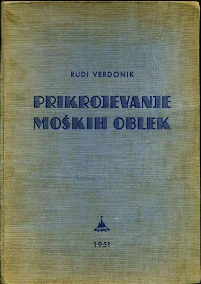 Ljubljani, Slovenije: Zalozila Drzavna Zalozba , 1951. Book. Very good- condition. Hardcover. First ...