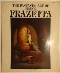 Fantastic/frazetta by Ballantine, Betty (April 1, 1985) Paperback