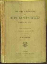 Der vierte Kongress des Deutschen Schachbundes. Hamburg 1885