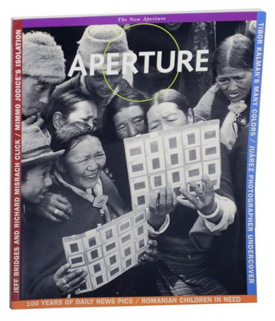 New York: Aperture, 2000. First edition. Softcover. 78 pages. Spring 2000. Features the photography ...