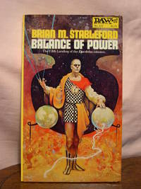BALANCE OF POWER by  Brian M Stableford  - Paperback  - First edition, first printing   - 1979  - from Robert Gavora, Fine and Rare Books (SKU: 44521)