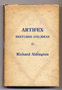 image of Artifex: Sketches and Ideas