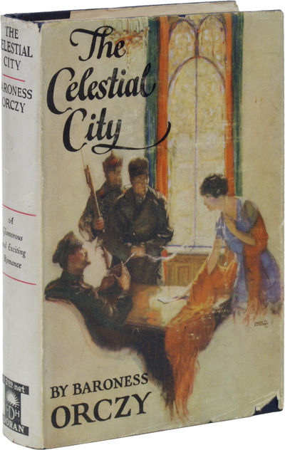 New York: George H. Doran, 1926. Hardcover. Fine/Very Good. First American edition. Fine in an attra...