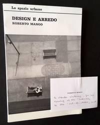 Lo Spazio Urbano: Design e Arredo