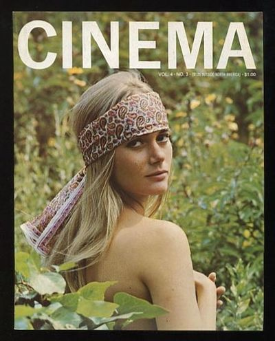 Beverly Hills CA: Spectator International. Near Fine. 1968. (Vol. 4, No. 3). Magazine. . (B&W photog...