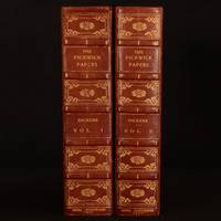 image of The Posthumous Papers of the Pickwick Club