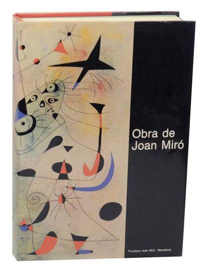 Barcelona: Fundacio Joan Miro, Centre d'Estudis d'Art Contemporani, 1988. First edition. Hardcover. ...