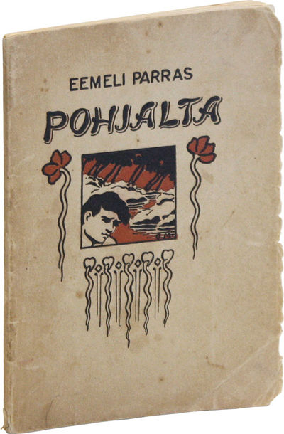 . First Edition. Paperback. The author's first book, a collection of socialist poetry published by t...