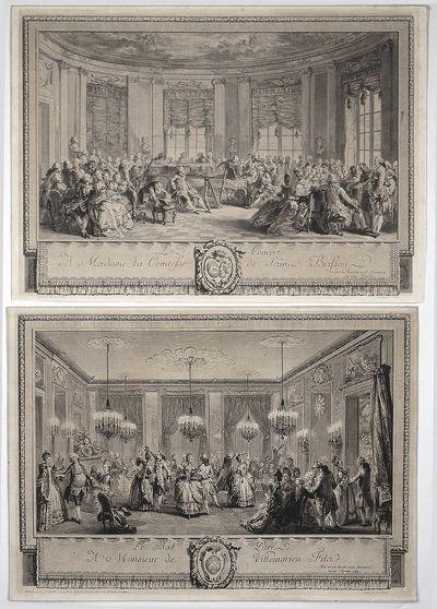 1. Duclos, Antoine-Jean (Engraver, French, 1742–1795) after Augustin de Saint-Aubin, (Artist, Fren...