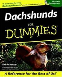 Dachshunds for Dummies?