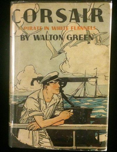 NY: Doubleday Doran, 1930. 1st Edition. Hardcover. Good -/Fair +. Scarce first edition, with wonderf...