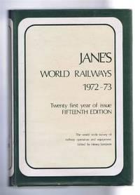 Jane's World Railways 1972-73, Fifteenth Edition