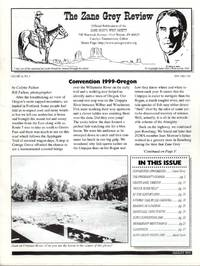 The Zane Grey Review: Vol 14, No. 5; August 1999