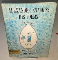 image of ALEXANDER SOAMES: HIS POEMS