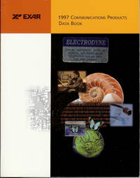 EXAR 1997 Communications Products Data Book by EXAR Corporation  - Paperback  - 1st Edition  - 1997  - from Squirrel Away Books (SKU: 013331)
