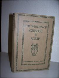 The Writers of Greece and Rome