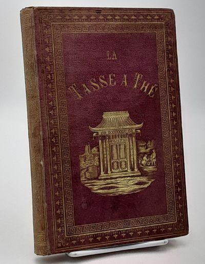 Paris. : J. Hetzel., No date, circa 1865. Contemporary red textured cloth, elaborate gilt decoration...