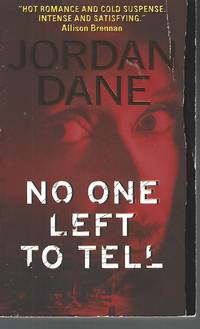 No One Left To Tell (No One Series)