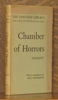"CHAMBER OF HORRORS ""VIGILANS' A GLOSSARY OF OFFICIAL JARGON"