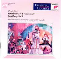 image of Symphony No. 1: Classical