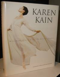Karen Kain Movement Never Lies: An Autobiography   -(SIGNED)-