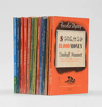 [A set of 12 works of Hammet's collected short fiction:]