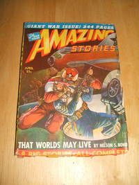 image of Amazing Stories for April 1943