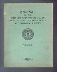 image of Journal of the Chester & North Wales Architectural Archaeological and Historic Society. Volume 50 for the year 1962
