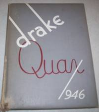 The Quax 1946: Drake University Yearbook by Marjorie (ed.) Hetrick - Hardcover - 1946 - from Easy Chair Books (SKU: 127315)