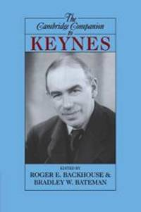 The Cambridge Companion to Keynes (Cambridge Companions to Philosophy)