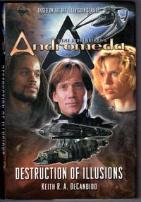 image of Gene Roddenberry's Andromeda: Destruction of Illusions