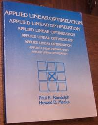 image of Applied Linear Optimization