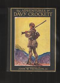 image of The Adventures of Davy Crockett, Told Mostly by Himself