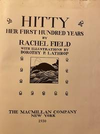 image of Hitty: Her First Hundred Years.