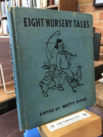 The Platt & Munk Co. Hardcover. Good. B0008794O8 Blue boards are rubbed at the corners- modest dust ...