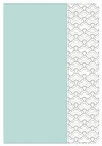 HCSB Compact Ultrathin Bible, Mint Green LeatherTouch