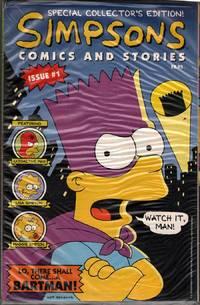 Simpsons: Comics & Stories #1
