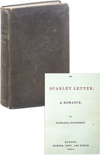 image of The Scarlet Letter. Third Edition