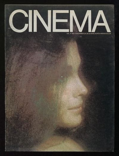Beverly Hills CA: Spectator International. Near Fine. 1968. (Vol. 4, No. 4). Magazine. . The content...