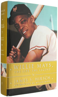 image of Willie Mays: The Life, The Legend.