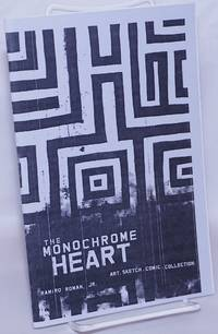 image of The Monochrome Heart: art. Sketch. Comic. Collection