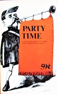 image of Party Time: A Delightful Book of Games for Children of All Ages